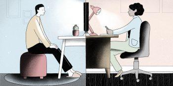 La teleterapia, popular en la pandemia, puede durar más
