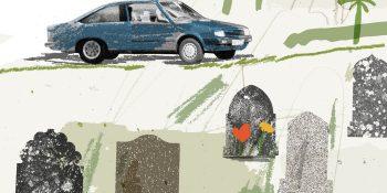 Lecciones de conducción con un soplo de mortalidad